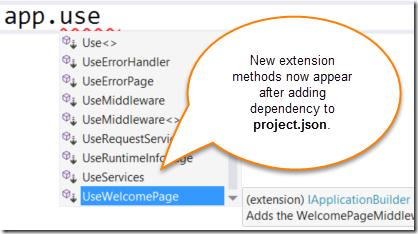ASP.NET 5 Hosting Tutorial :: How to Make an Empty Application