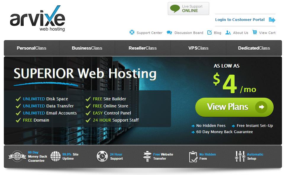 Cheap Windows ASP.NET Hosting :: HostForLIFE.eu VS Arvixe